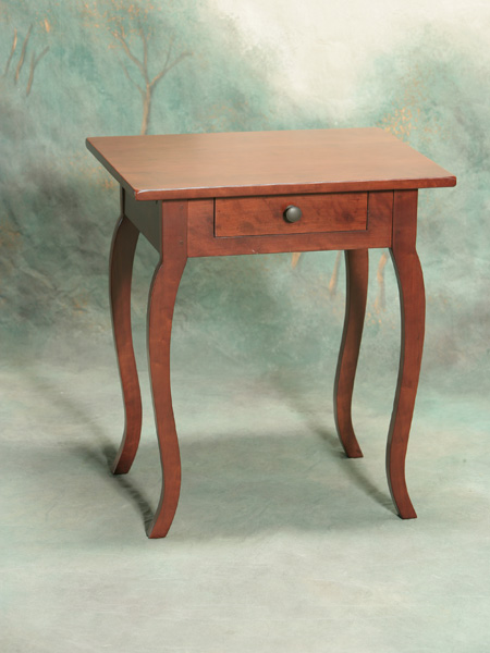 SouthernCherrywoodSideTable